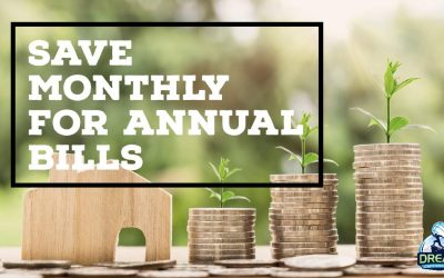 Why You Should Save Monthly For Annual Bills