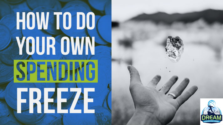 How To Do Your Own Spending Freeze